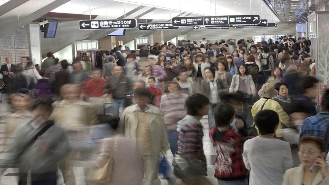 示意圖/達志影像 日本奧運年起跑!新型新幹線亮相 原宿站更新