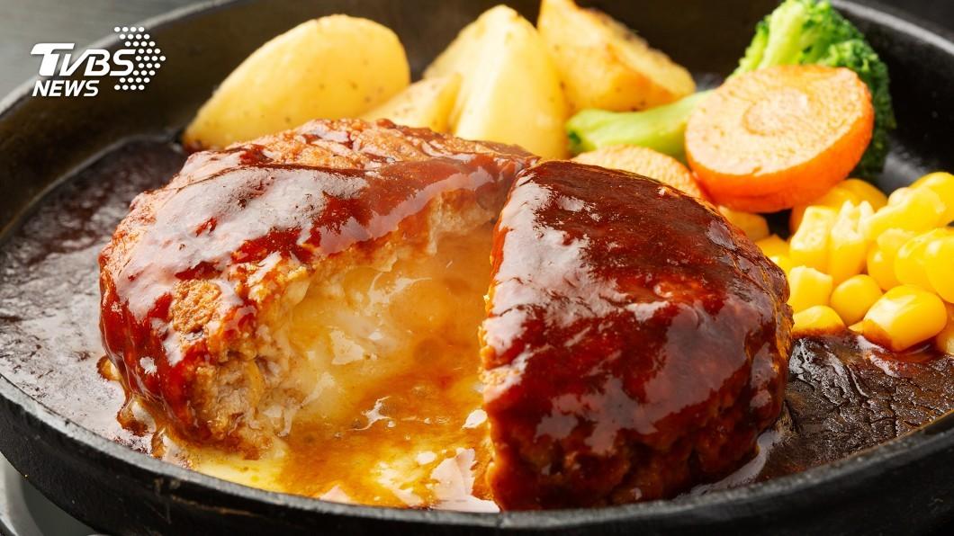 示意圖/TVBS 日本推創意漢堡排料理 茶泡飯、漢堡排拉麵