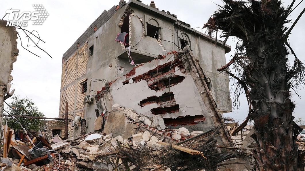 圖/達志影像路透社 歐盟警告利比亞衝突恐立即升溫 籲政治解決