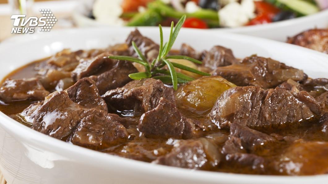 示意圖/TVBS 箱根美食是黑的! 「可可亞燉肉」美味無敵