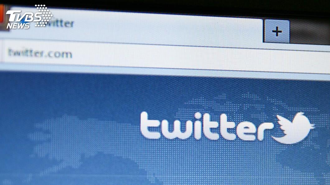 社群平台推特日前遭駭客入侵。(示意圖/TVBS) 美政商名流遇駭 推特:駭客鎖定130個帳號