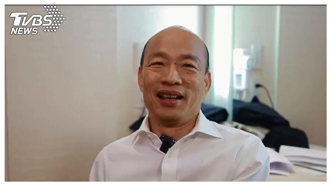 高雄市長韓國瑜接受TVBS新聞網專訪時指出,新潮流一旦確定了爭奪的目標,就會像狼群一樣地圍攻,他個人就深受其害。但是他們作夢都沒料到,韓國瑜不貪汙!如果帳目出了問題,哪有後來的發展?   圖/TVBS 北農賣菜郎的逆襲? 韓國瑜:為2020打一場轟烈勝仗