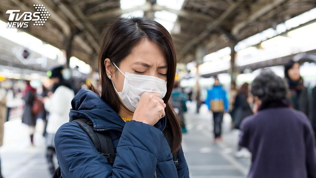 示意圖/TVBS 武漢肺炎初判新型冠狀病毒 評估人傳人能力較弱