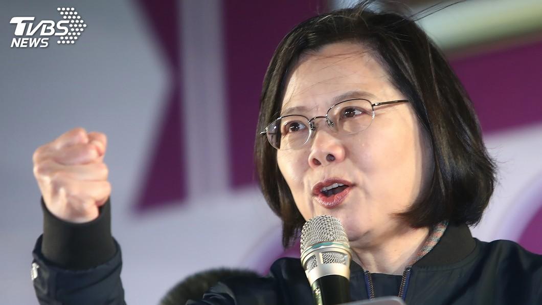 韓媒:蔡英文總統欲聯手美日 突破中國對台封鎖