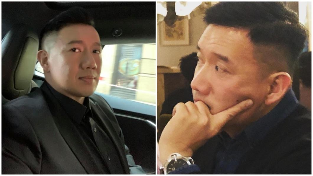 香港男星杜汶澤。(圖/翻攝自杜汶澤臉書)   呼籲投票影片點閱破百萬! 港星來台關心大選