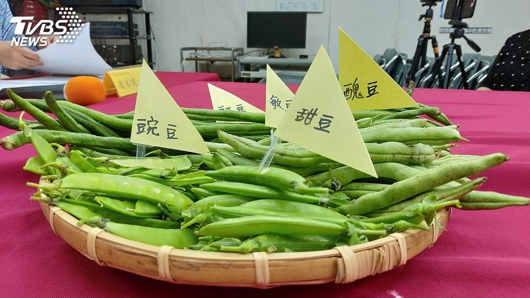 圖/消基會提供 消基會抽查常見豆菜農藥殘留 半數不合格