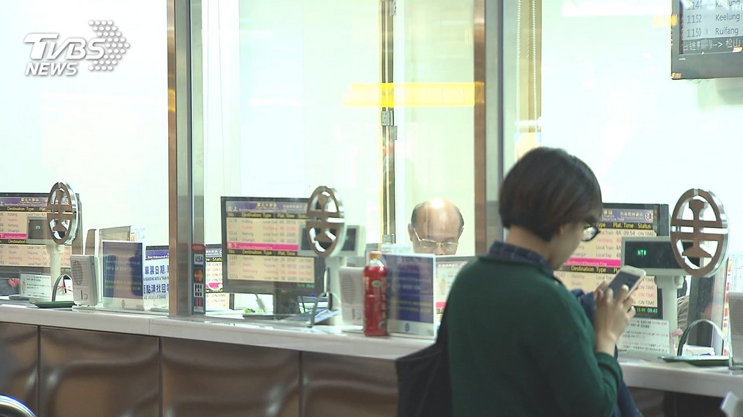 圖/TVBS 快訊/台鐵「七堵到南港」號誌壞! 西部幹線列車延誤