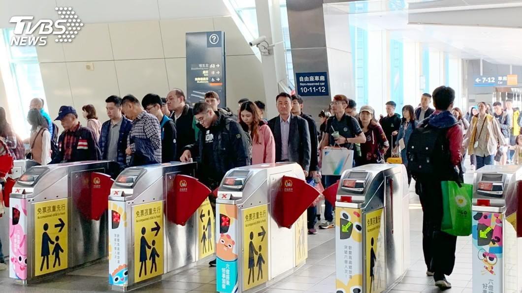 (示意圖/嘉義高鐵站提供) 飆罵售票員「X你娘急拜」 婦辯稱:急著拜拜…下場慘了
