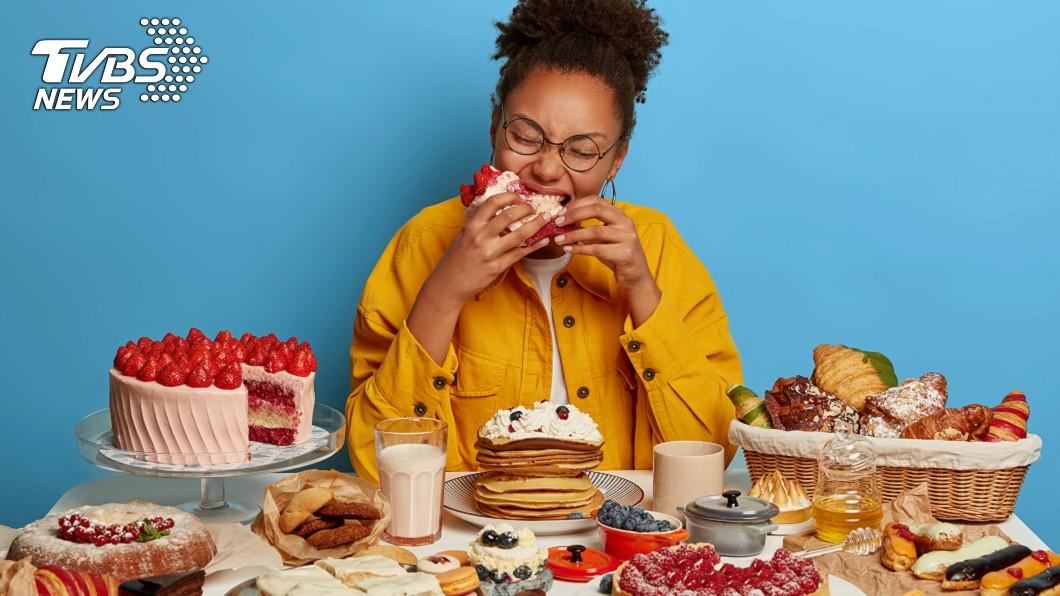 示意圖/TVBS 人有「另一個胃」吃甜點? 研究顯示:是真的!