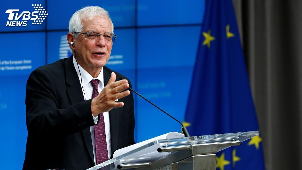 圖/達志影像路透社 美伊緊張升溫 歐盟緊急會議促伊朗遵守核子協議