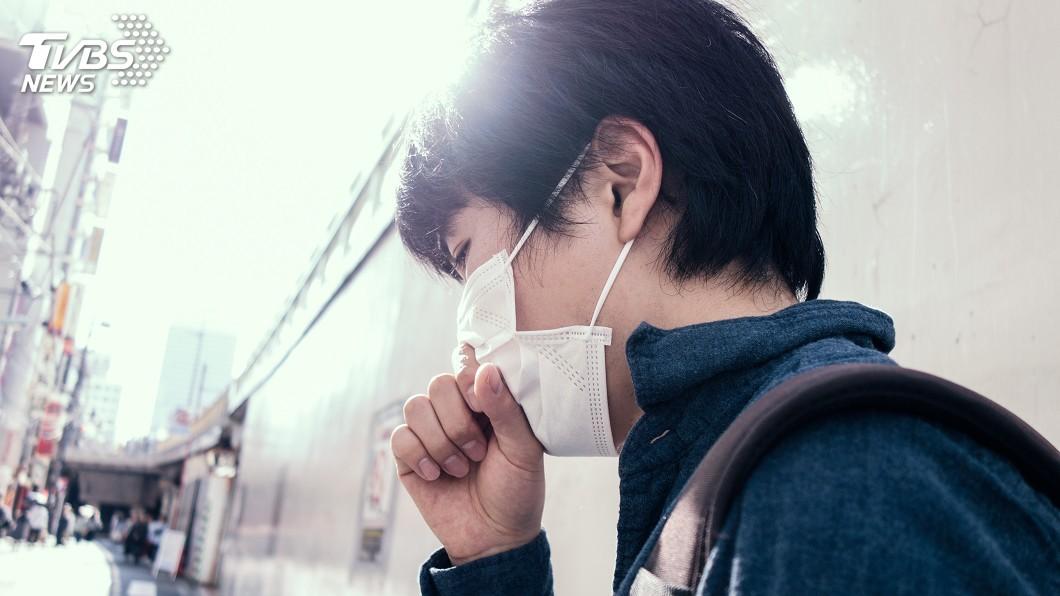 示意圖/TVBS 武漢肺炎首例夫妻檔中鏢 1公尺內親密接觸風險高