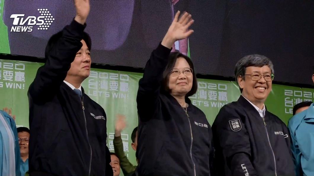 日政府祝賀蔡總統連任 菅義偉:接獲中國抗議