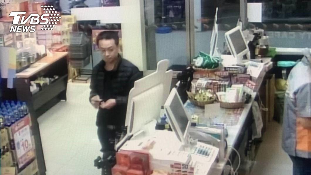 圖/TVBS 全民來緝兇!女華僑遭分屍棄置山區 嫌犯長相曝光了
