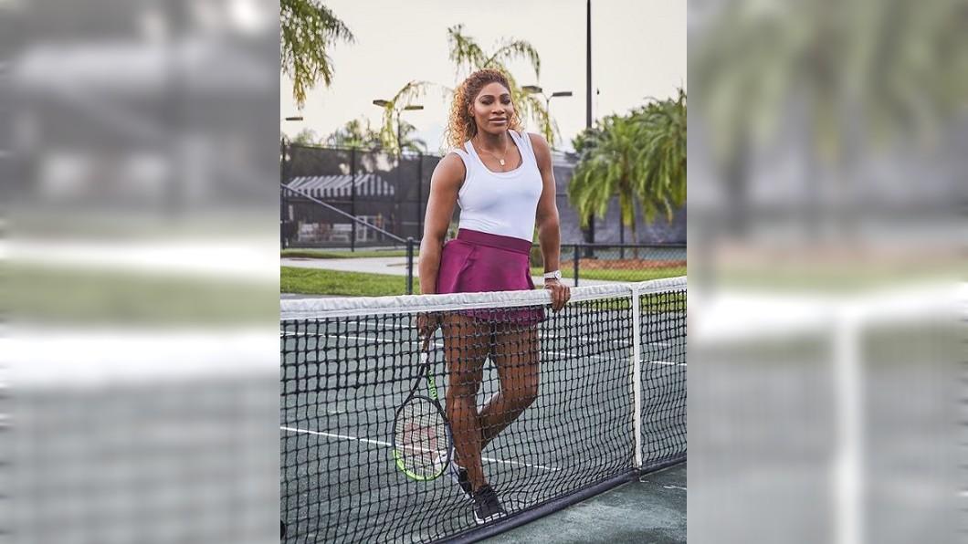 翻攝/小威廉絲(Serena Williams)IG 澳洲野火延燒  小威廉絲捐百萬獎金助救災