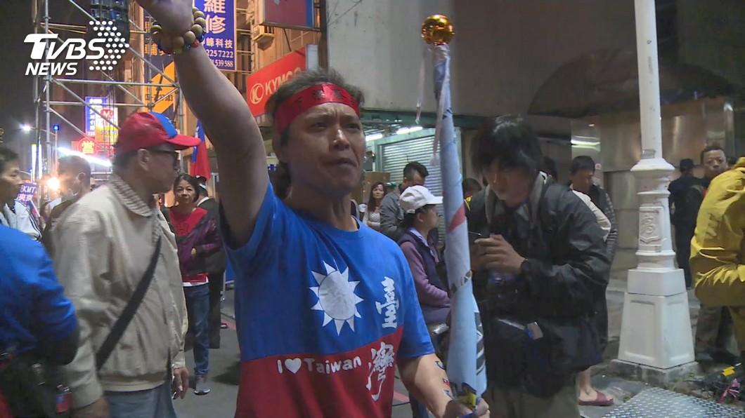 在統獨光譜下,臺灣人在選後,更應集體給予對方「尊重與祝福」  圖/TVBS 【觀點】請終止「政治膚色歧視」