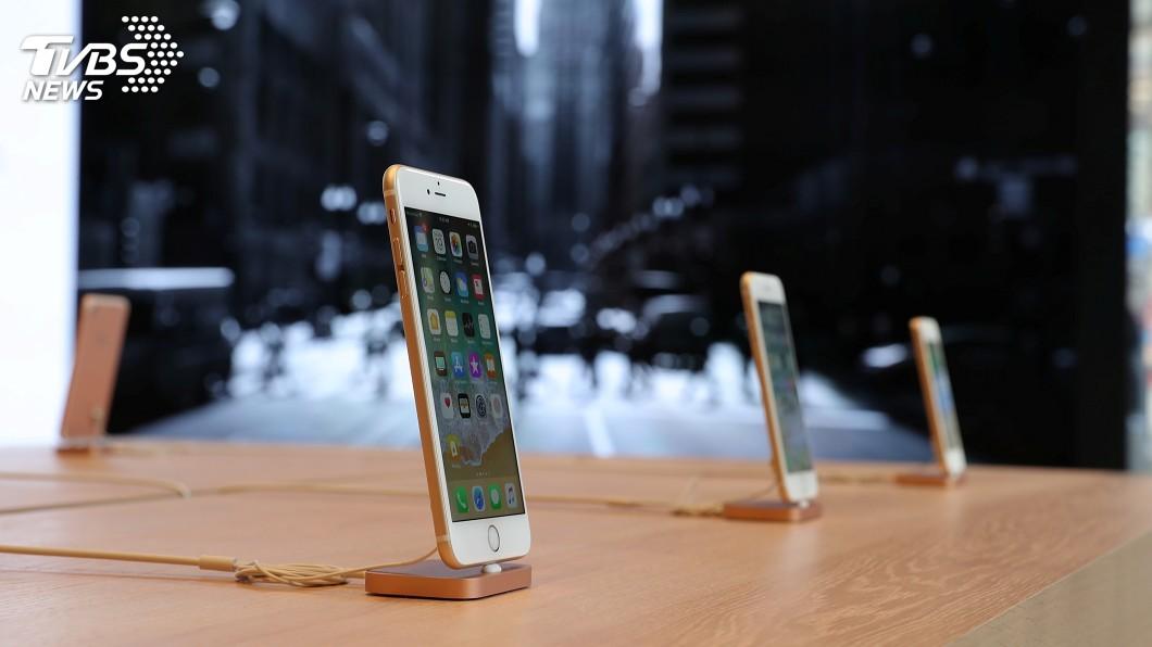 圖/達志影像路透社 iPhone舊換新方案調整 折抵金額最多差41%