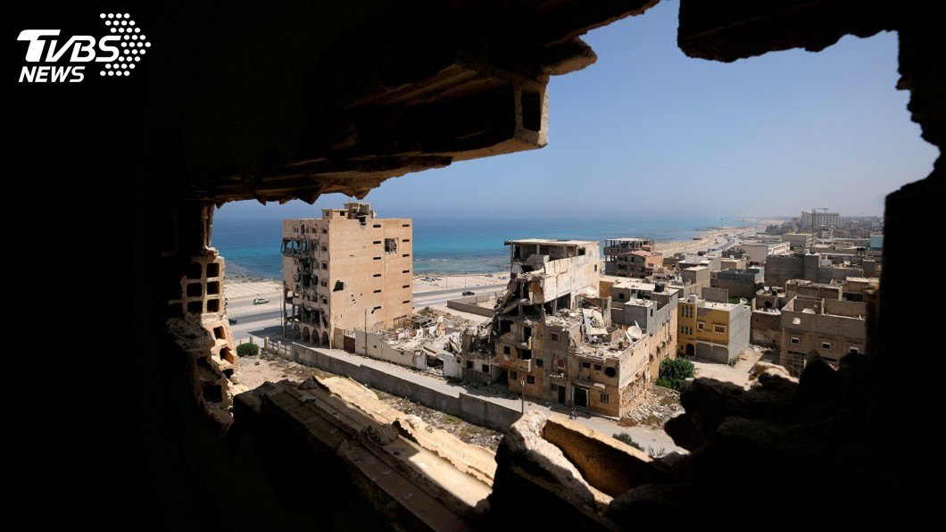 圖/達志影像路透社 利比亞交戰雙方擬簽停火協議 可望終結戰亂