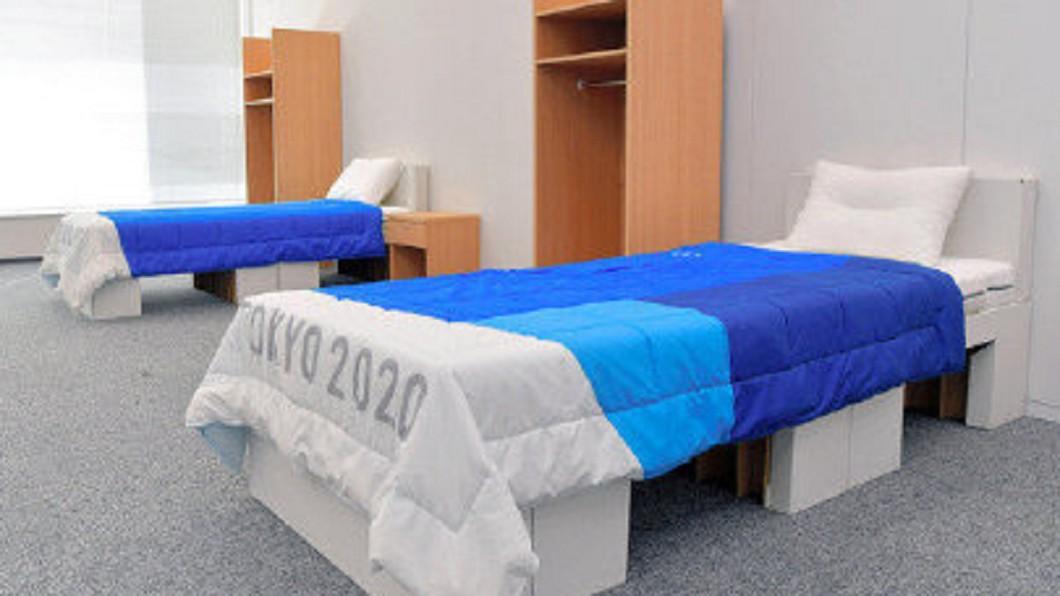 圖/翻攝自视角_日本微博 奧運選手住這裡! 「太陽村」奧運後對外銷售