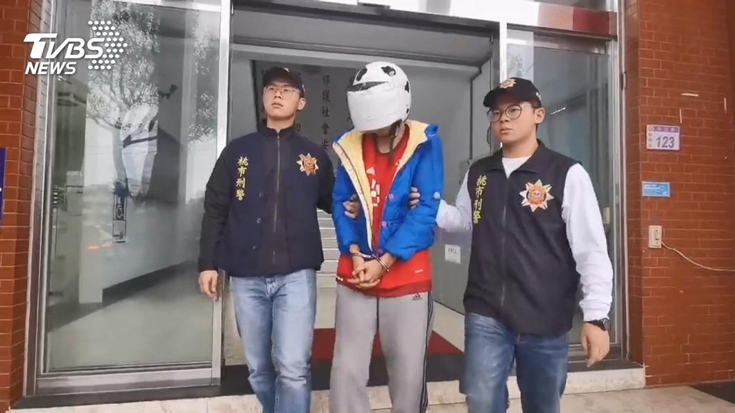 圖/TVBS 快訊/男疑遭弟割頸身亡! 複訊後遭羈押禁見
