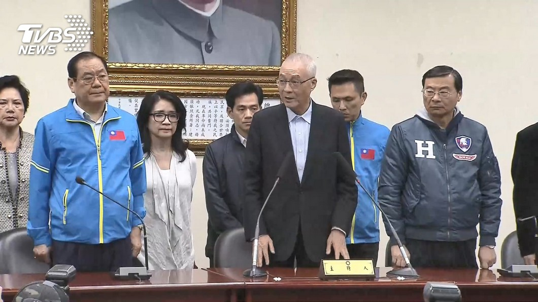 誰最適合接任國民黨黨主席?(圖/TVBS資料畫面) 誰最適合接任國民黨主席? 他呼聲高過蔣萬安