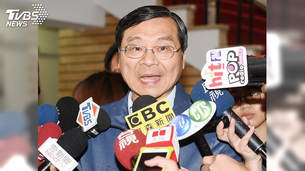 圖/中央社 遭指涉參與協調潤寅貸款 曾銘宗澄清與他無關