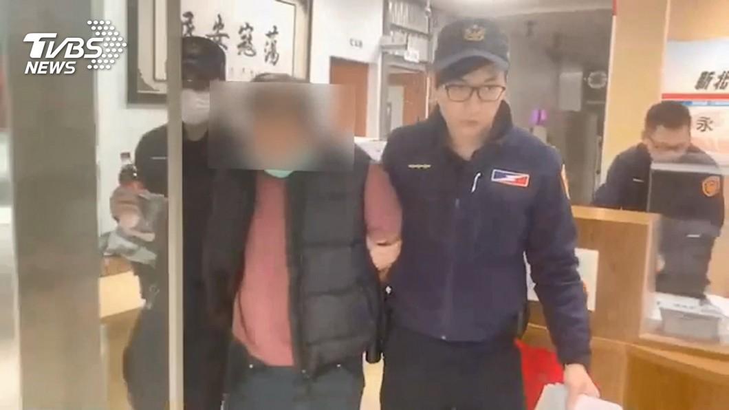 圖/TVBS 謊報弟個資!鷹眼警識破 逮毒品通緝犯