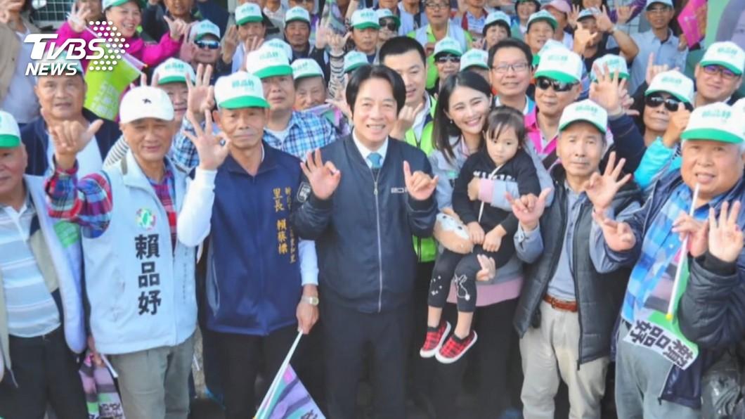圖/TVBS 卡位2024?輔選立委勝 「賴系子弟兵」北擴