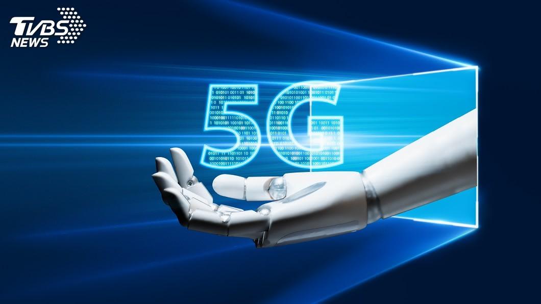 示意圖/TVBS 投資5G成本大增 電信三雄市值蒸發逾570億