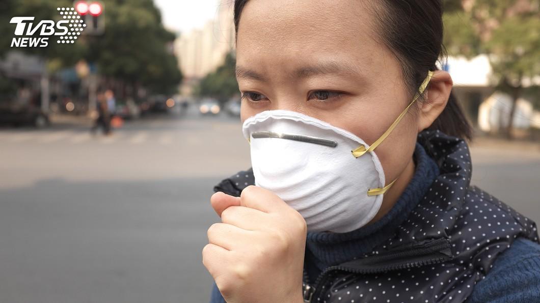 示意圖/TVBS 武漢通報新型肺炎「家庭聚集」案例 夫妻先後發病