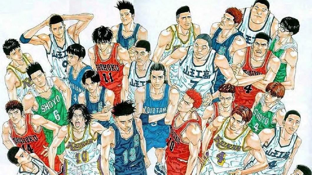 《灌籃高手》這部漫畫對於許多3、40歲左右的民眾來說,是個經典難忘的回憶。(圖/翻攝自HYPEBEAST) 誰才是湘北的王牌?網全面狂推:他表現最全面