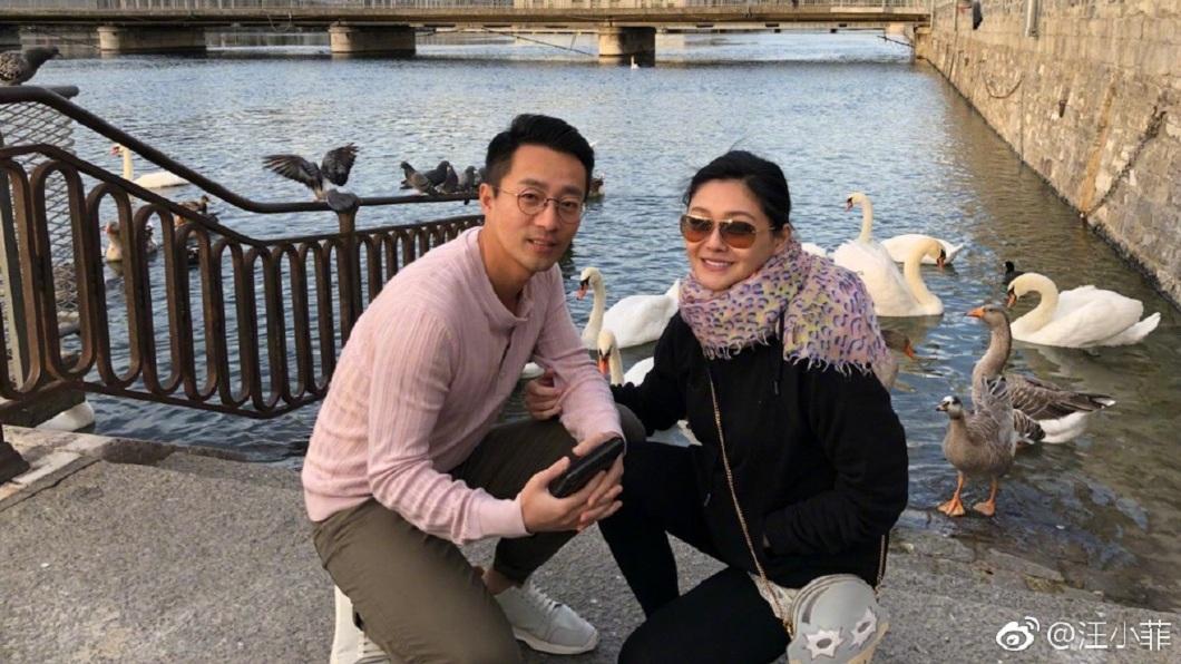 汪小菲和大S結婚9年,家庭十分幸福美滿。(圖/翻攝自微博) 講北京話被司機飆粗口 汪小菲嘆:這不是我認識的台灣