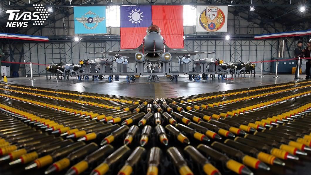聯合兵種營。(圖/中央社) 一個營就能作戰!漢光36號演習 「聯兵營」成最大亮點