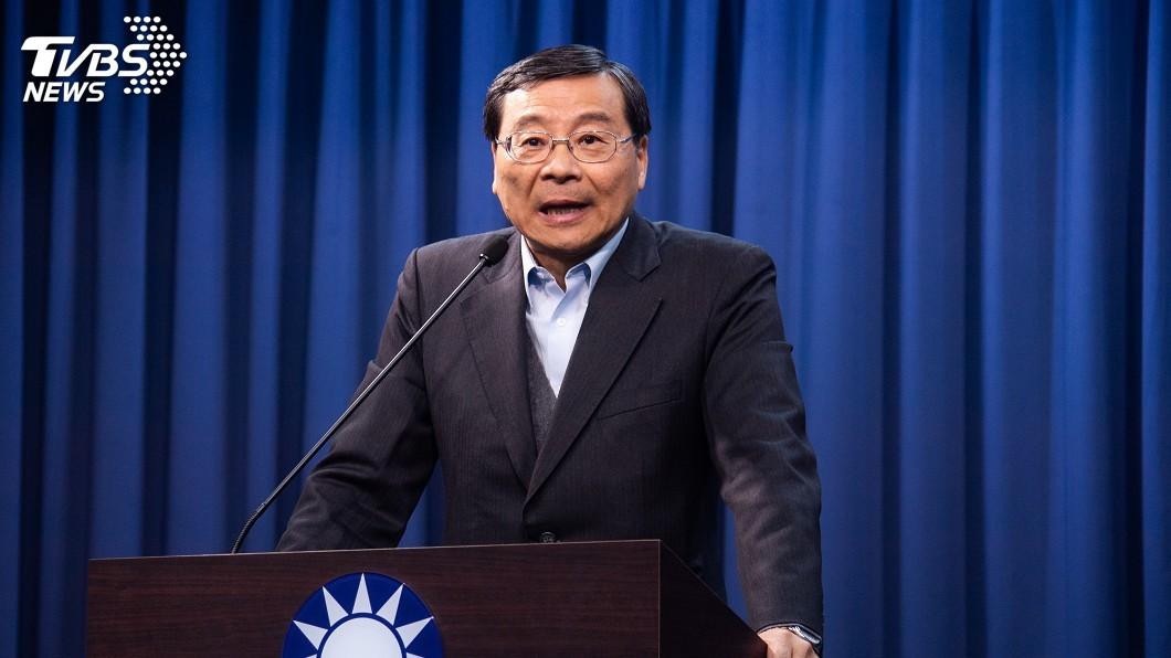 圖/中央社 代理國民黨秘書長 曾銘宗:該改革還是要改革