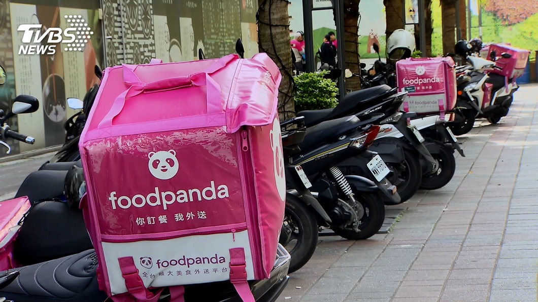 「空腹熊貓」招募試吃員,超高月薪令人羨慕。(示意圖/TVBS) 吃貨注意!外送平台招募「首席試吃官」 超狂月薪曝