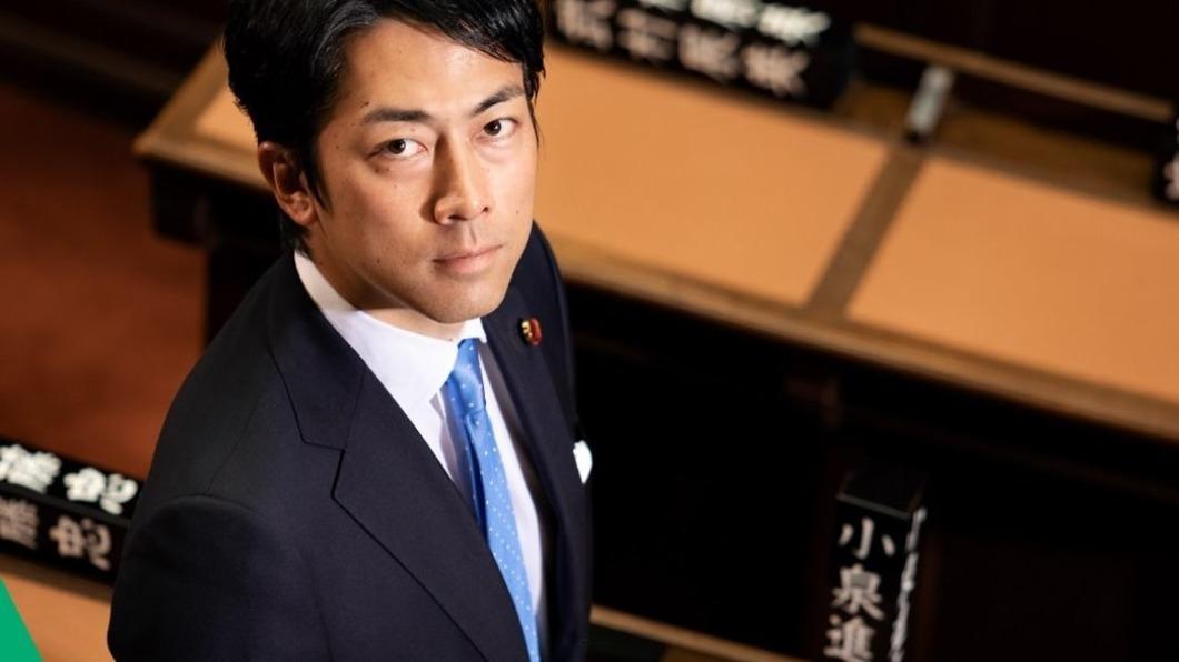 圖/翻攝自 小泉進次郎 官方網站 日本閣員首例 小泉進次郎請兩週育嬰假