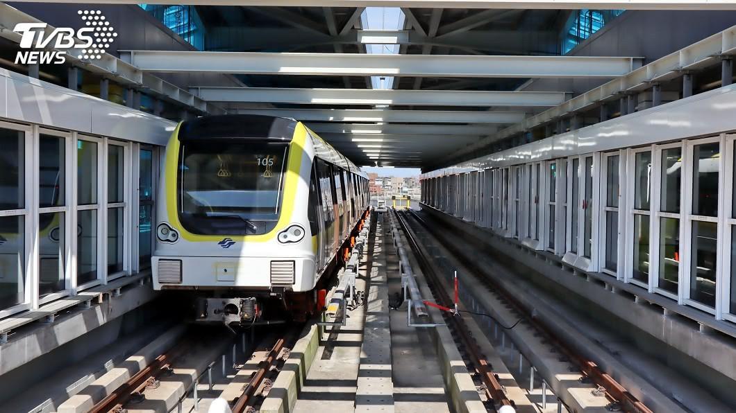 新北市想收回環狀線經營權。(圖/新北捷運局提供) 環狀線經營權 黃珊珊:未來可能採取合作方式