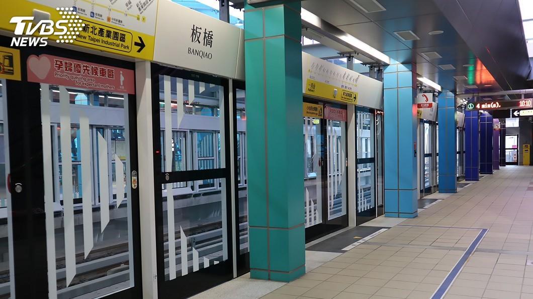 圖/新北市府捷運局提供 不一樣的捷運環狀線 車廂站體6大亮點搶先看