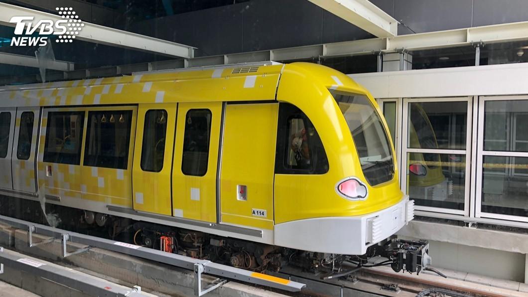 圖/新北市府捷運局提供 捷運環狀線將通車 背包客搭機通勤族都方便