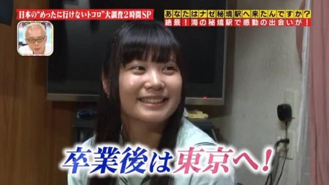 圖/翻攝自推特みやびん 清純高中妹到東京!5年後氣質大變 網驚:城市好恐怖