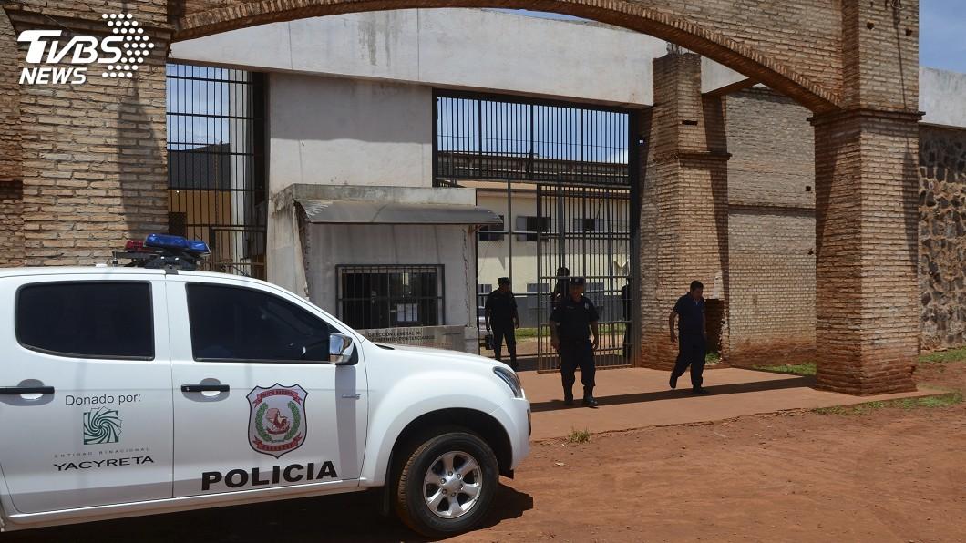 圖/達志影像美聯社 宛如電影情節!巴拉圭逾75囚挖隧道越獄 疑有內鬼幫襯