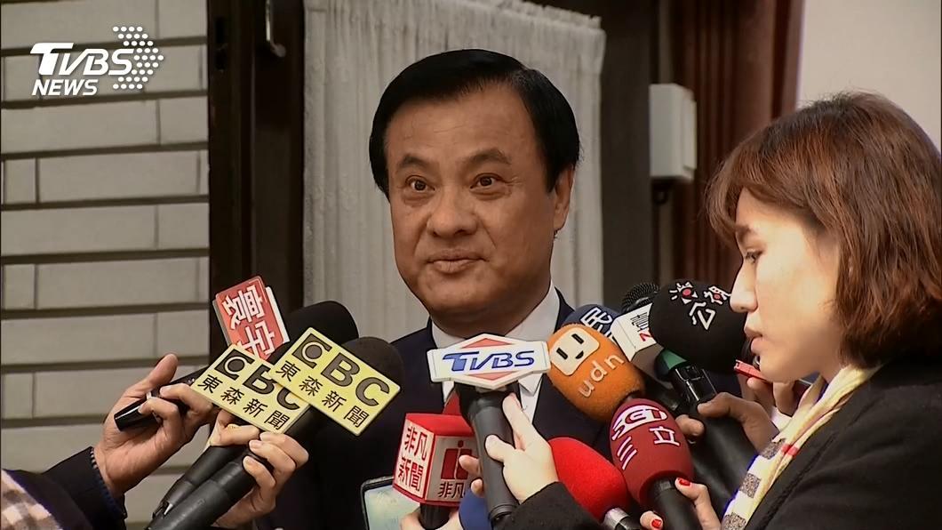總統府秘書長蘇嘉全今(2)日請辭獲准。(圖/TVBS資料畫面) 總統府秘書長蘇嘉全請辭獲准「清白是我第二生命」