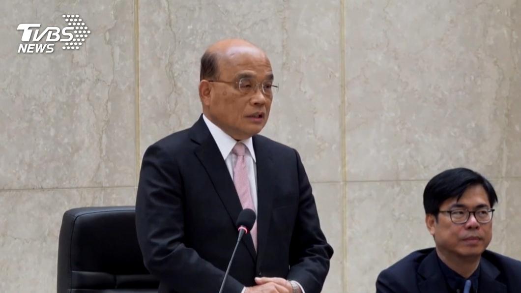 立院新會期21日開議 蘇貞昌施政報告聚焦防疫