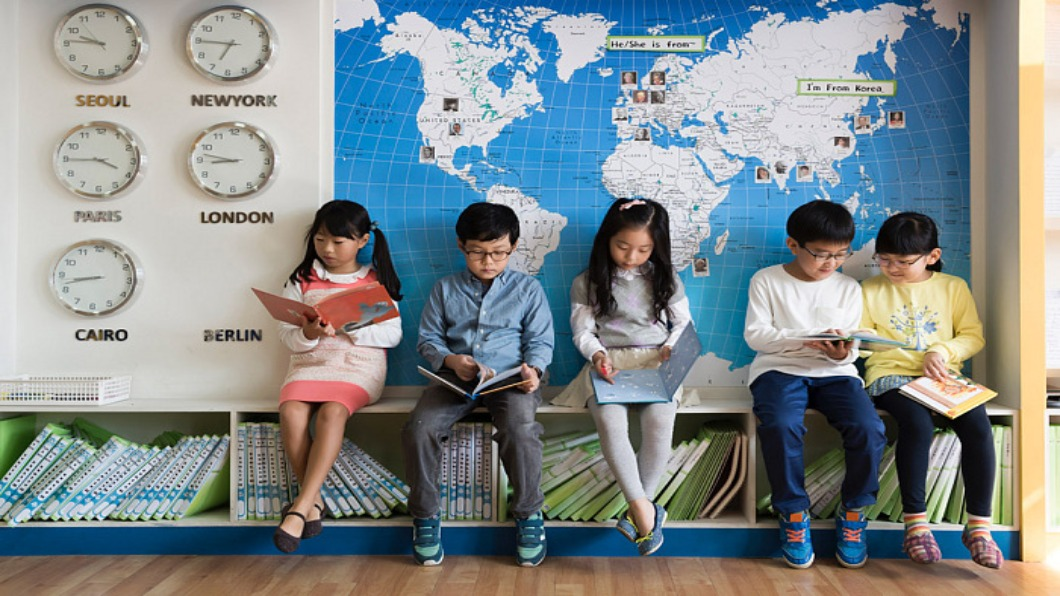 示意圖/達志影像 老師學生太忙.無暇思考 日本學童閱讀力衰退