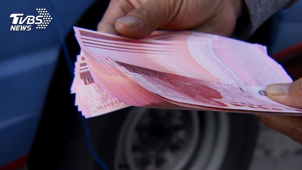 (圖/TVBS) 換新鈔首日未見排隊人龍 央行備妥5700億供兌領