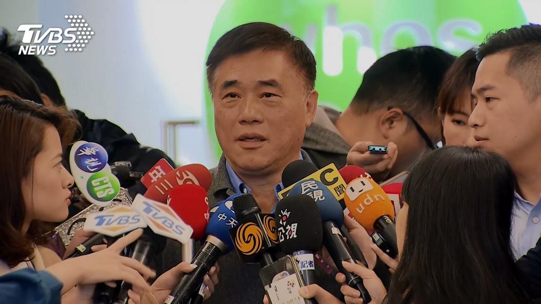 圖/TVBS資料畫面 國民黨補選主席黨員暴增 江啟臣、郝龍斌籲徹查