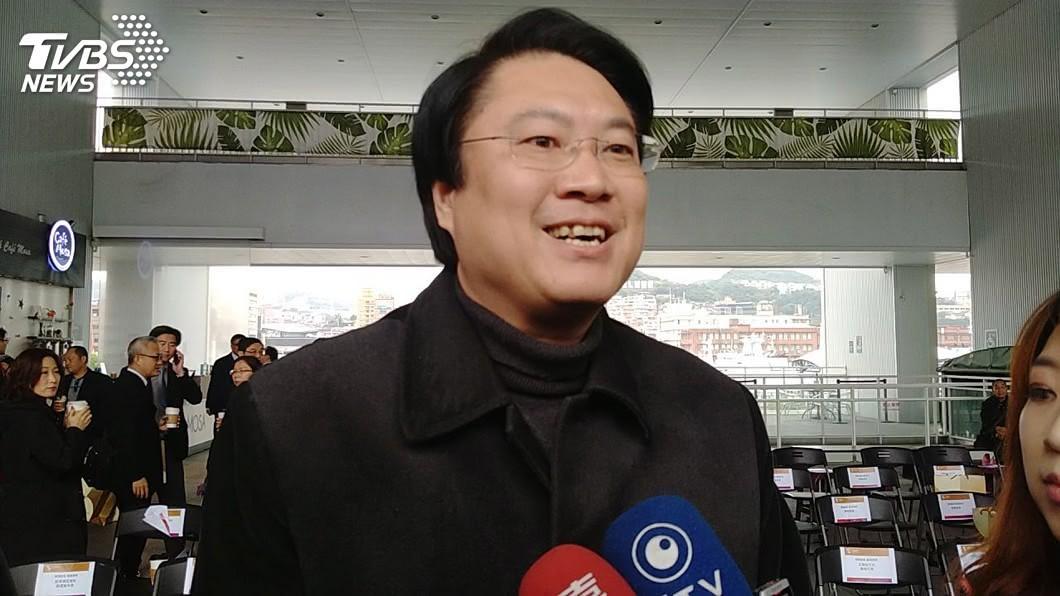 圖/中央社 談入閣 林右昌:當下做好市政未來有需要會努力