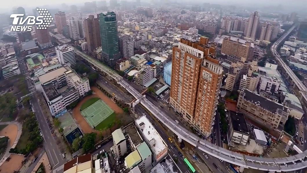 (圖/TVBS) 地價稅11/1開徵 多數縣市稅額微增僅台中大降