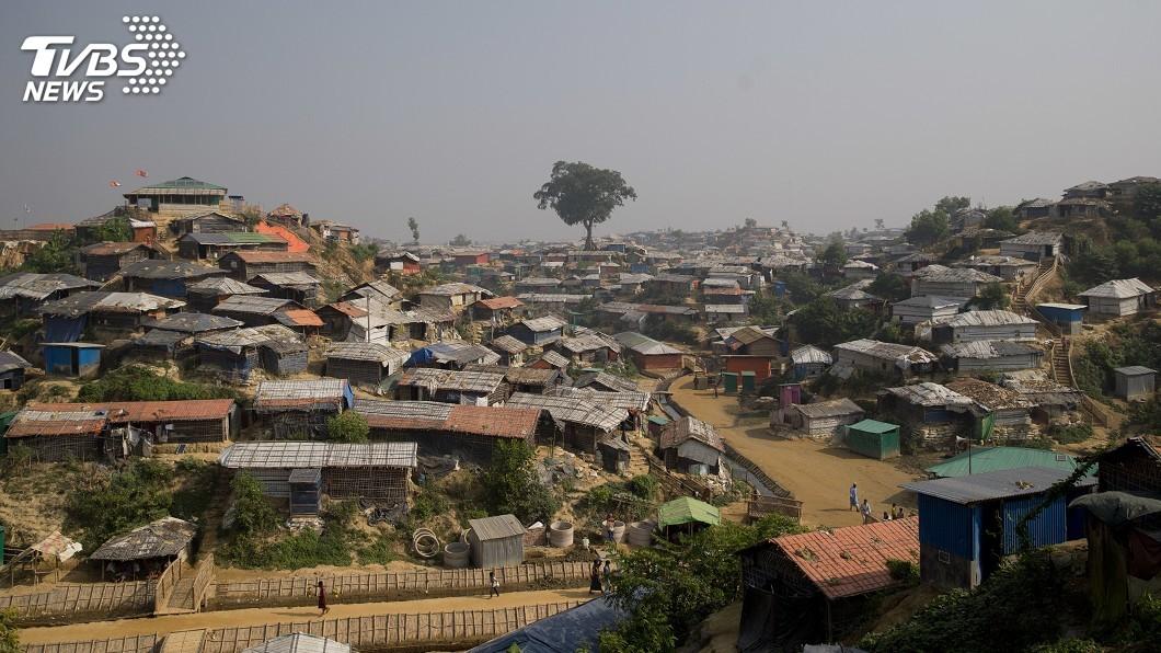 圖/達志影像美聯社 軍方鎮壓洛興雅未構成種族滅絕 緬甸報告挨批