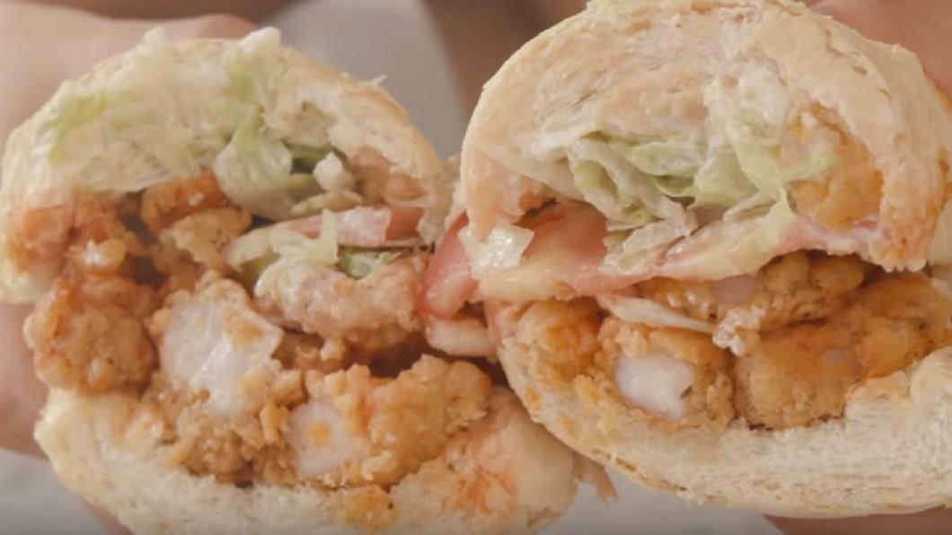 圖/翻攝自Food Insider YouTube 不是雞翅! 紐奧良最紅的是「窮孩子三明治」