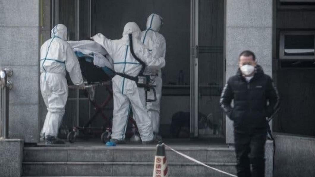 圖/翻攝自Global Biodefense推特 快訊/武漢肺炎升溫 大陸境內472例確診釀9死